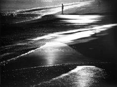 Il mare,  Mario Giacomelli .