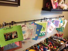 hang kids art