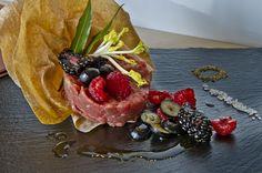 Battuta di Fassone Piemontese - Frutti di Bosco - Barabba Sestriere (TO) Italy