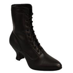 Veil Granny Boot - Black [002014W]  $100