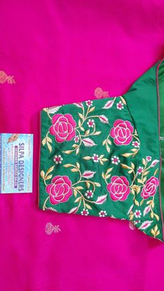 Cutwork Embroidery, Embroidery Works, Machine Embroidery, Embroidery Designs, Best Blouse Designs, Saree Blouse Designs, Cut Work, Thread Work, Work Blouse