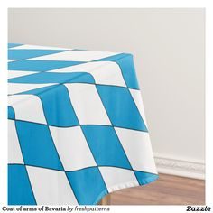 Coat of arms of Bavaria Tablecloth