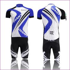 Cycling Bike Bicycle Clothing Jersey Shirts Short Pants Set