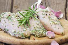 Marinade pour poitrines de poulet à la façon de la Casa Grecque