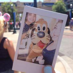 Disney Polaroids