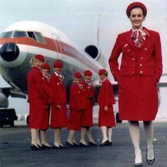Martinair flight attendants
