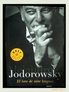 En mis manos... A Leer!! #AlejandroJodorowsky #ElLoroDeSieteLenguas