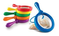 Learning Resources Jumbo Magnifier Set Of 6 Learning Resources http://smile.amazon.com/dp/B001SCC462/ref=cm_sw_r_pi_dp_tfIfvb0H2DTBA