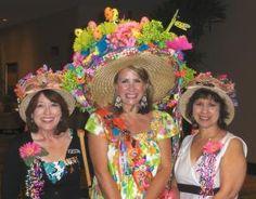 hats of fiesta