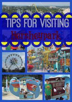 10 Tips For Visiting Hersheypark