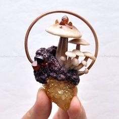 Mushrooms Family Series