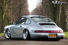 Porsche 911 ( 964 )   Lowered, Slammed, Hellaflush, Stance