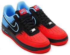 """Nike Air Force 1 Low """"Spiderman"""" (First Look)"""