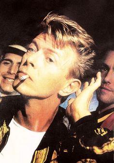 David Bowie - Tin Machine 1991