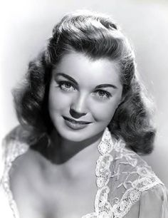 "ESTHER WILLIAMS ~ Born: Aug 8, 1921 in LA. Died: June 6, 2013 (age 91) in her sleep. Her youth was spent as a teen swimming champ & was later spotted by a MGM talent scout. She made her film debut with MGM in a picture called ""Andy Hardy's Double Life"" (1942). MGM created a special sub-genre for her known as ""Aqua Musicals"". Her first swimming role was in ""Bathing Beauty"" (1944) & starred in ""The One Piece Bathing Suit"" (1952). She retired from the movie industry in the 1960s."