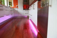 LED RGB Strip under the draw