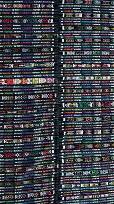 Vintage Guatemalan textile.  Origin: Santa Catarina Palopó, Sololá.