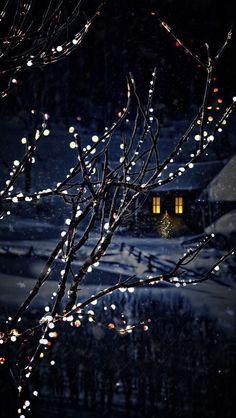 Wallpaper iPhone/new year/magic/winter/holidays ⚪