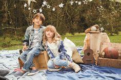 Colección Kids Diciembre 2015 Jeans, Couple Photos, Couples, Clothing, December, Couple Shots, Couple Photography, Couple, Denim