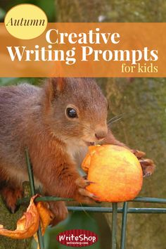 Autumn Creative Writing Prompts for Kids