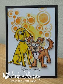 Life in the Craft Lane : Who let the dogs out ........ woof! woof!