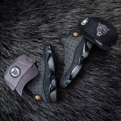 The Air Jordan Retro 13 'Black Cat' drops this Saturday 1/21 at Jimmy Jazz