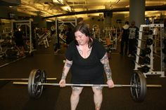 #deadlift #healthateverysize Fat Positive, Big And Beautiful, Athletes, Healthy, Fitness, Happy, Ser Feliz, Health, Being Happy