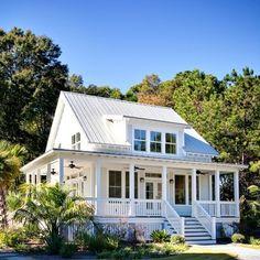 American Farmhouse. Wrap Around Porch Design Ideas, Pictures, Remodel, and Decor