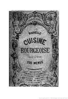 Les 19 Meilleures Images De Livres De Cuisine Anciens