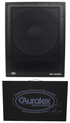 "Peavey DM 118 Sub 18"" 1000 Watt Powered Subwoofer+Digital DSP+Isolation Platform -- Awesome products selected by Anna Churchill"