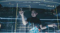 "CGI & VFX Showreels HD: ""Motion Graphics + Holograms"" - by CoSA VFX"