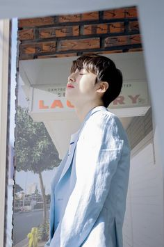 [Lee Eun Sang] First solo pictorial, THE STAR (The Star) April issue cover behind the scenes Handsome Faces, Handsome Boys, Korea Boy, Boyfriend Material, Korean Singer, My Boyfriend, My Boys, Actors & Actresses, Rapper