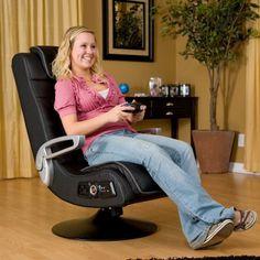 X Rocker 4.1 Pro Series Pedestal Wireless Game Chair 5129601