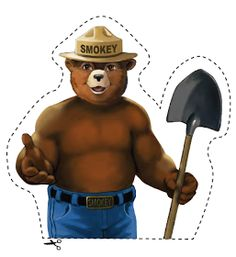 1000 images about advertising ads matchbox covers cigar for Free smokey the bear coloring pages