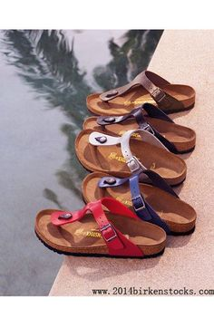 I will always love Birkenstocks, they remind me of the summer I spent in Nepal and India. I walked miles in those things. Like, Comment, Repin !!
