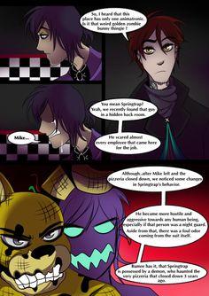 Fazbear's Fright Page 9 by Nomidot on DeviantArt