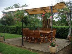 Pergola Terrasse Please visit my woodworking auctions website at www.WoodworkerPlans.org/woodworking_auctions for more woodworking information and auction deals.