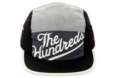 The Hundreds Slant Camper Strapback Hat Strapback Hats, The Hundreds, Heather Grey, Camper, Baseball Hats, Black, Fashion, Moda, Caravan