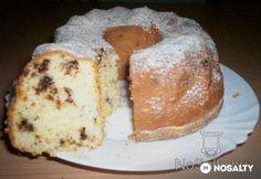 Kuglóf alaprecept Timitől Atkins, Cornbread, Tapas, French Toast, Cookies, Breakfast, Ethnic Recipes, Food, Millet Bread