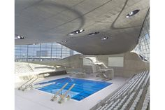 London Aquatics Centre Finalistas Premio RIBA Stirling Prize 2014 |