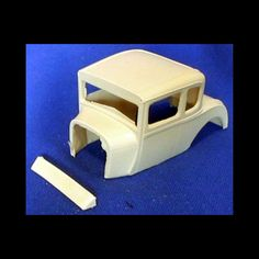 1928 1929 Ford 5 Window Coupe Body - R&R Resin