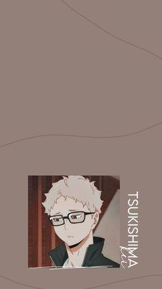 Anime Wallpaper Phone, Haikyuu Wallpaper, Anime Scenery Wallpaper, Cellphone Wallpaper, Haikyuu Manga, Anime Manga, Manhwa, Tsukishima Kei, Bokuaka