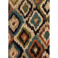 You'll love the Corben Abstract Blue/Brown Area Rug at Wayfair - Great Deals on all Rugs products with Free Shipping on most stuff, even the big stuff.