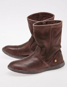 baad8dc7d42208 Softinos Stiefeletten Leela mocca Stiefel