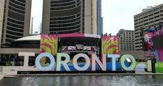 Playing Tourist In Toronto - Pan Am 2015 - Elaine Loves