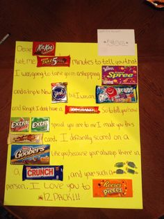Doing This For My Best Friends Birthday