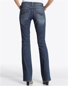 1969 sexy boot jeans - We've redesigned our low rise boot cut jean ...