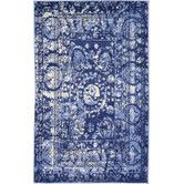 Found it at Wayfair - La Jolla Blue Area Rug