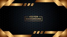 Poster Background Design, Photo Background Images, Photo Backgrounds, Vector Background, Abstract Backgrounds, Id Card Template, Golden Background, Catalog Design, Vector Free
