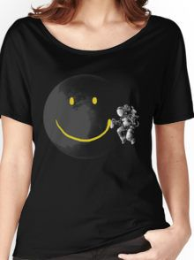 Make a Smile Women's Relaxed Fit T-Shirt